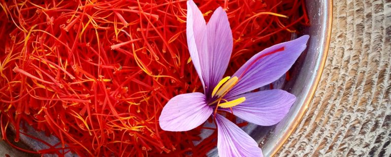 Iran Exports Over $117 million Saffron in 8 Months